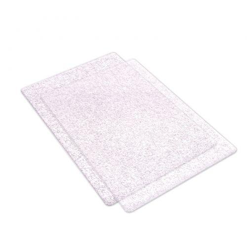 Big Shot Standard Cutting Pads Clear with Glitter