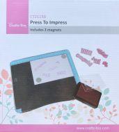 Press To Impress Stamping Platform