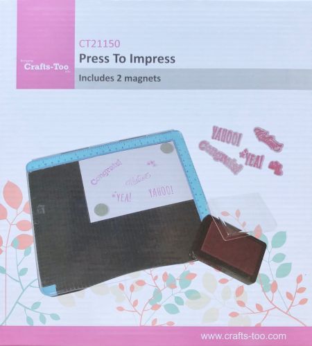 Press To Impress Stamping Platform (OUT OF STOCK)