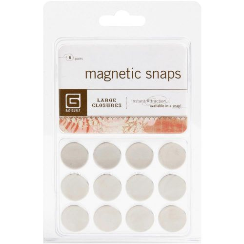 Self Adhesive Magnetic Discs Large (OUT OF STOCK)