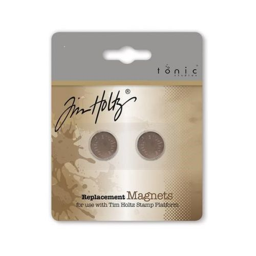 Tim Holtz Stamping Platform Replacement Magnets (OUT OF STOCK)