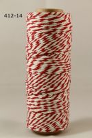 Bakers Twine Red