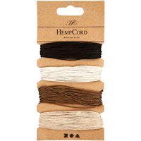 Natural Hemp Cord
