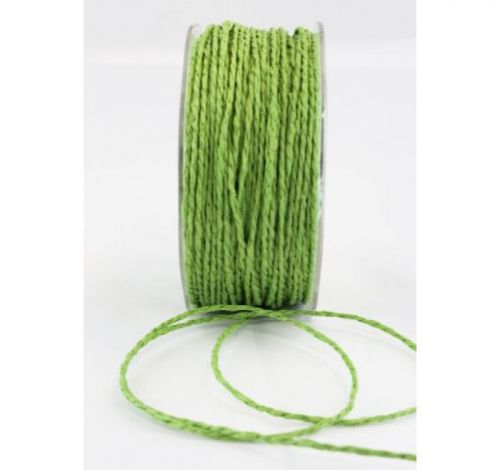 Paper Cord Parrot Green