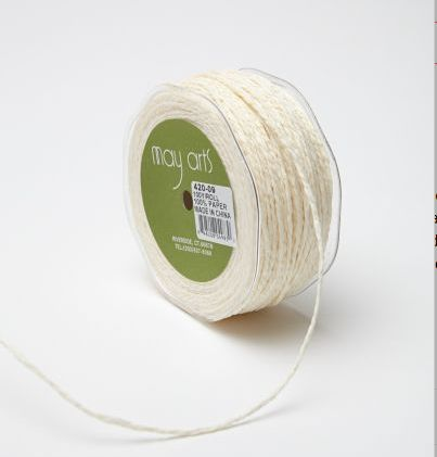 Paper Cord Ivory