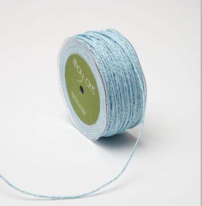 Paper Cord Pastel Blue