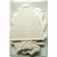 Wedding Cake Card Embellishments