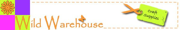 Wild Warehouse Card Making and Craft Supplies